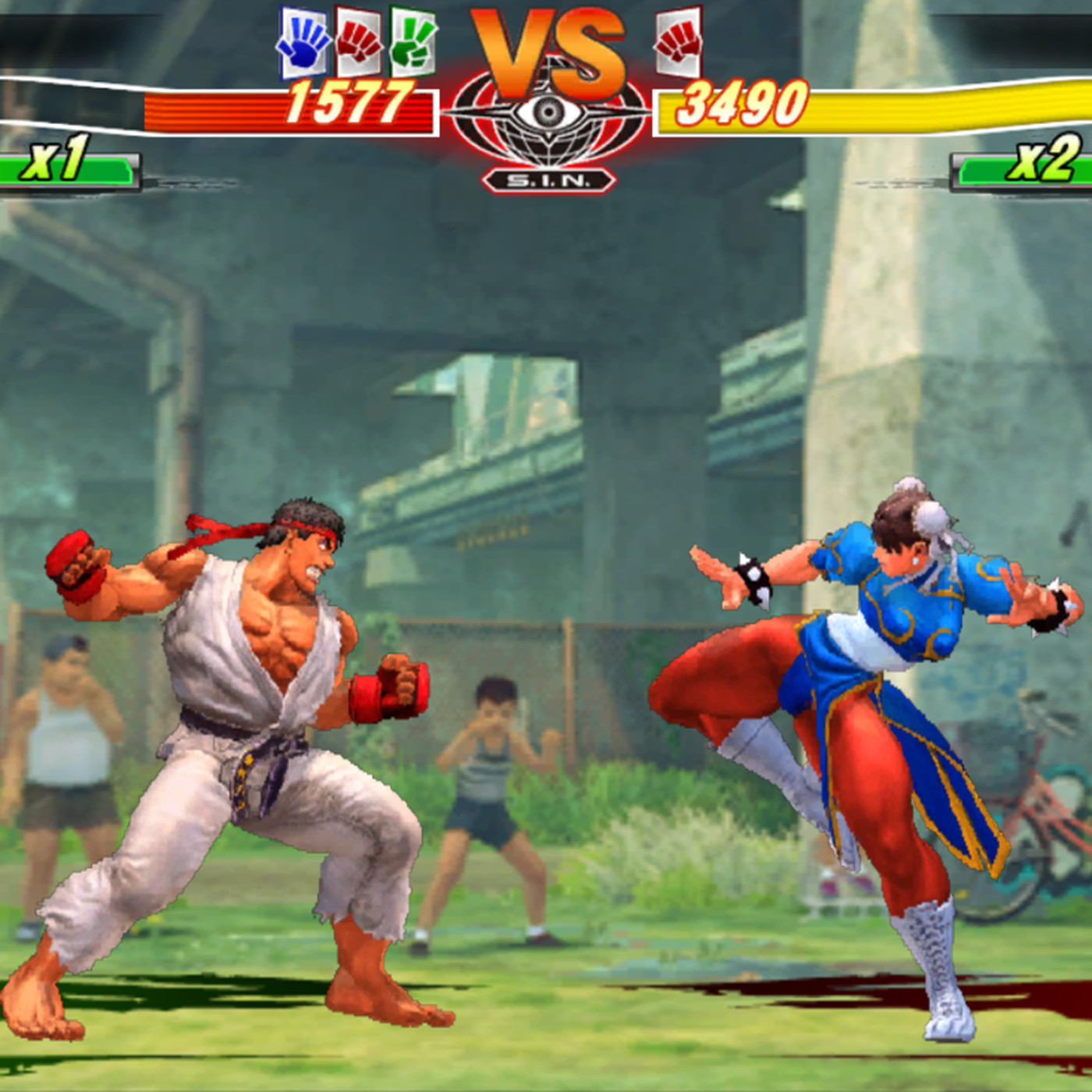 Street Fighter Mobile Card Battler Coming To Japan Polygon