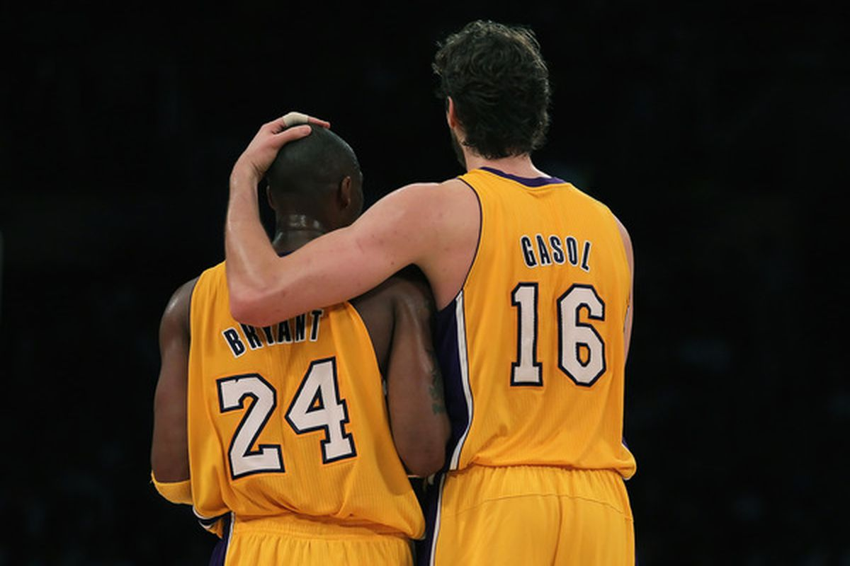 Kobe Bryant and Pau Gasol of the Lakers are locks to be Western Conference All-Stars on February 20 at Staples Center in Los Angeles.
