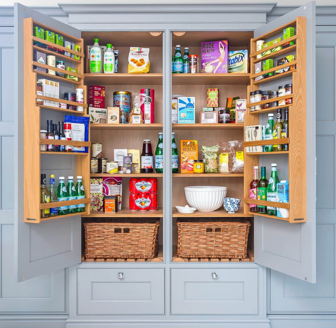 Read This Before You Put In A Pantry