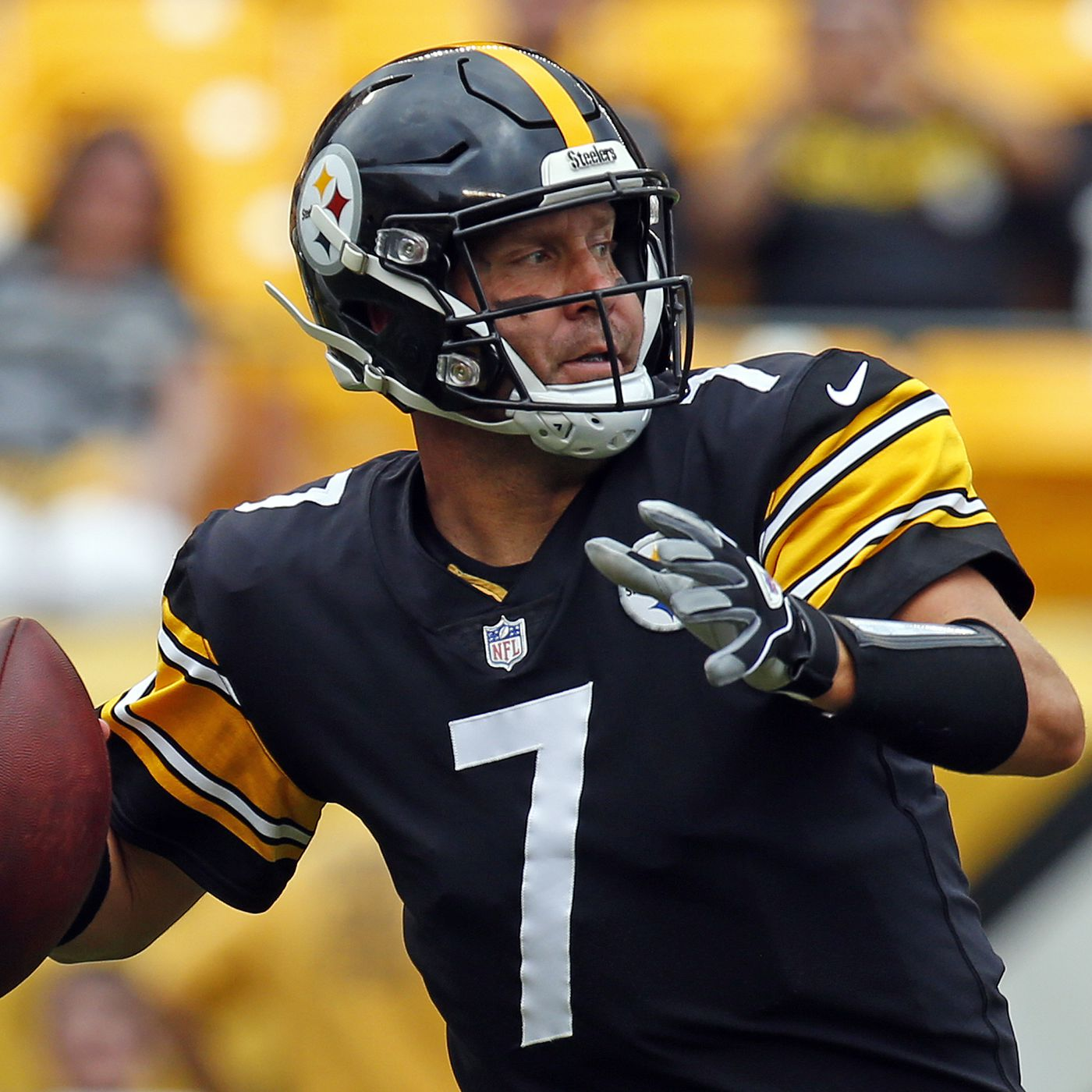 Steelers Injury Report  Ben Roethlisberger status uncertain after missing  second practice a3abf5b6d