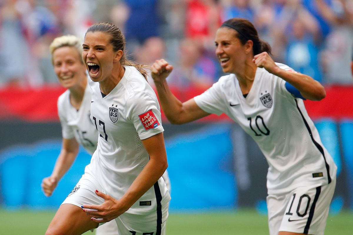 Women's soccer teams win more if their country has better