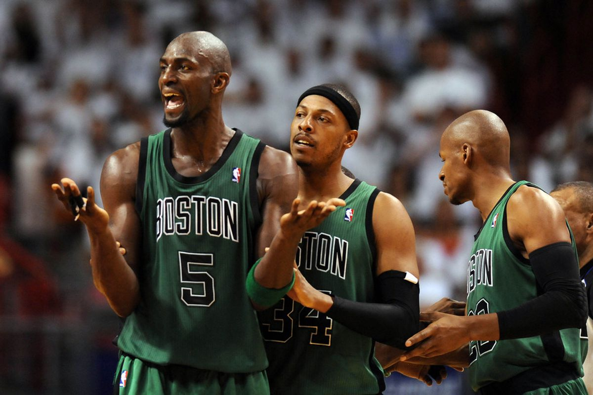 """KG: """"What else do I have to do?  I keep calling him and calling him."""" -- Pierce: """"Maybe give him some space big fella."""""""