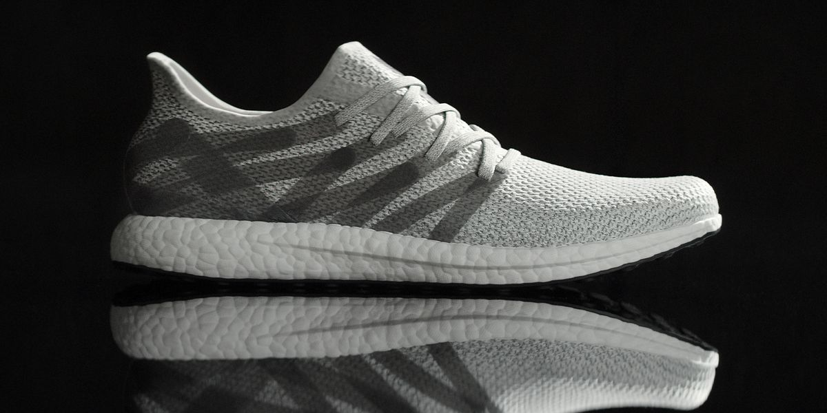 pulmón fútbol americano Paisaje  This is the first Adidas shoe made almost entirely by robots - Vox