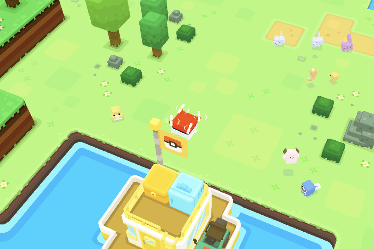 pokmon quest is better on mobile than the switch