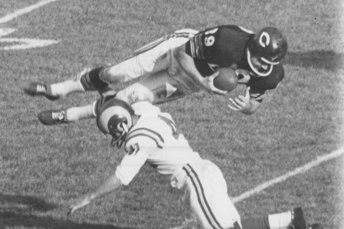 Bears legends George Halas, Mike Ditka make NFL all-century team
