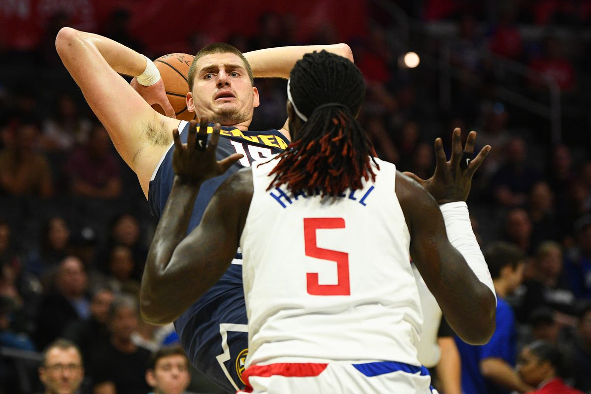 NBA: OCT 10 Preseason - Nuggets at Clippers