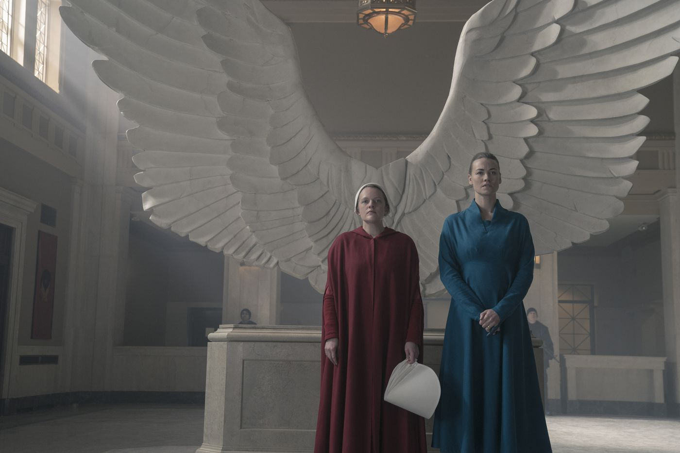 The Handmaid's Tale season 3, episode 6: June goes to Washington in