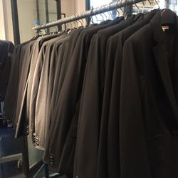 Sample blazers