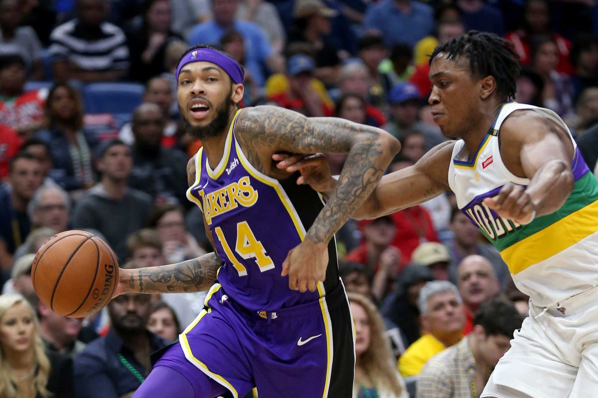 Brandon Ingram stepping out of LeBron James' shadow could spark Victor Oladipo-like breakout in New Orleans