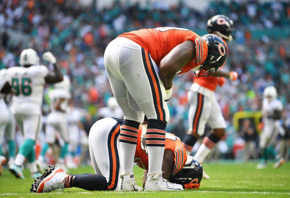 Chicago Bears v Miami Dolphins