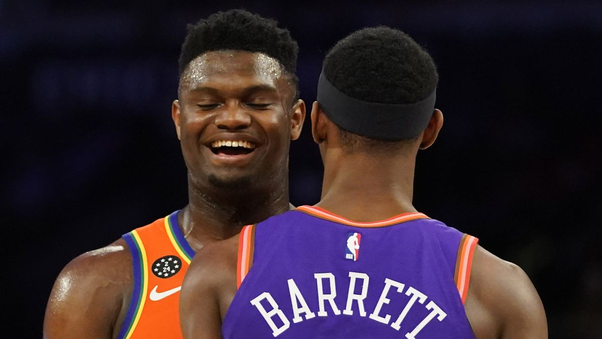 NBA: Rising Stars-World at U.S.