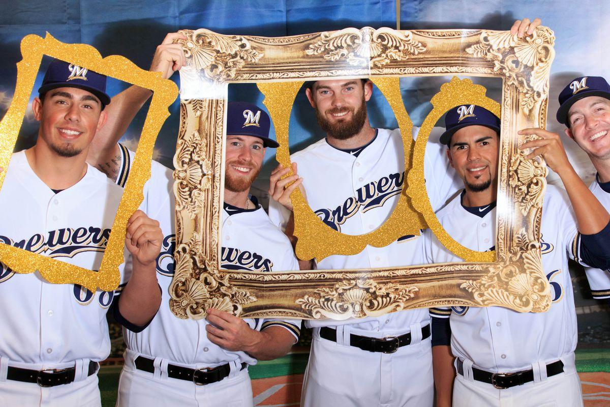 MLB: Milwaukee Brewers-Media Day