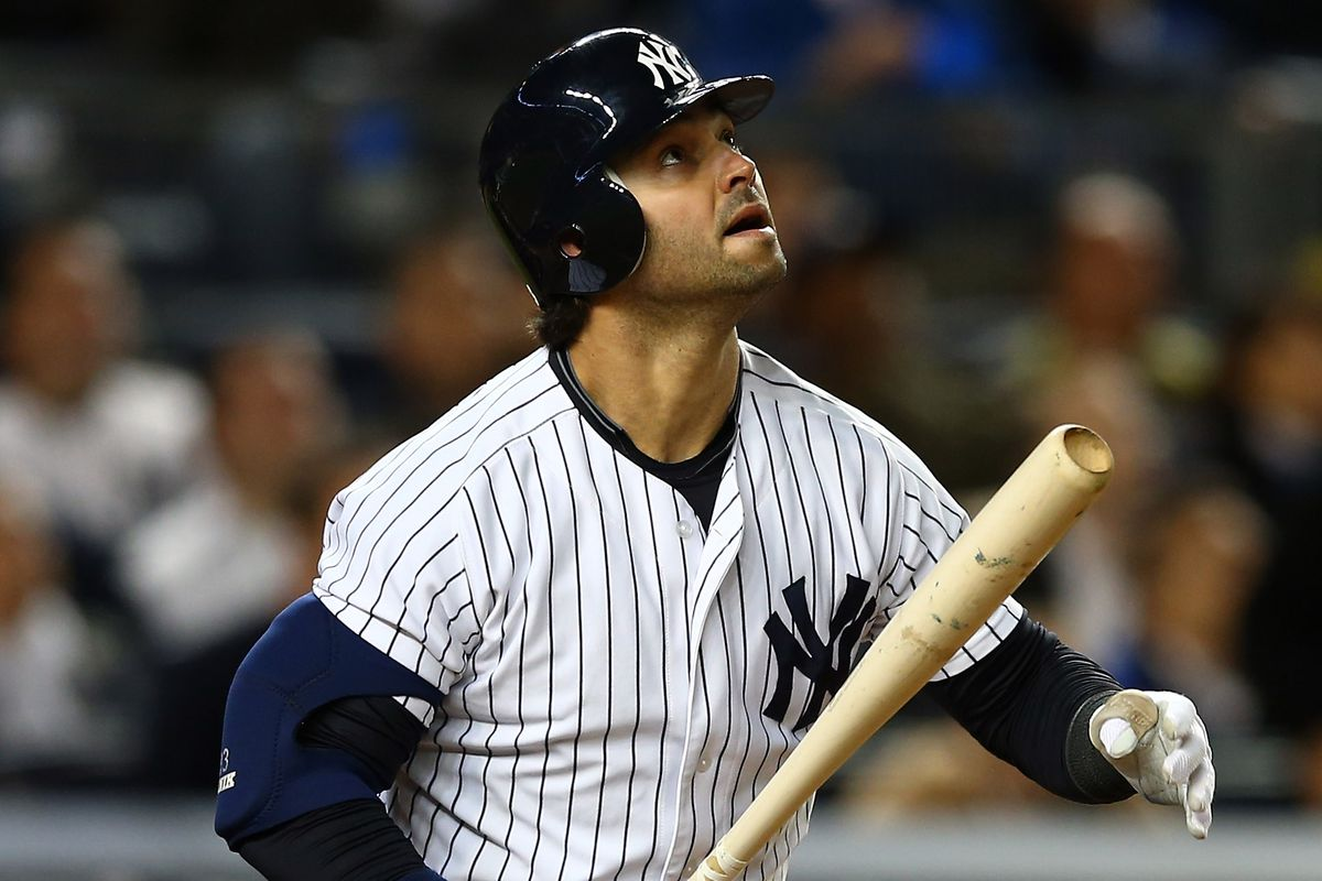 online retailer c8f71 0682c Should the Yankees sign the recently-released Nick Swisher ...