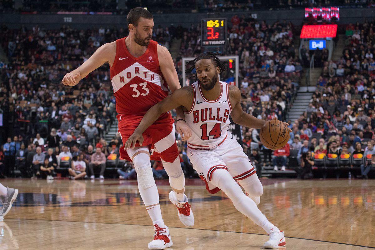 Toronto Raptors vs. Chicago Bulls Game Thread: Updates, TV info, and more, Marc Gasol