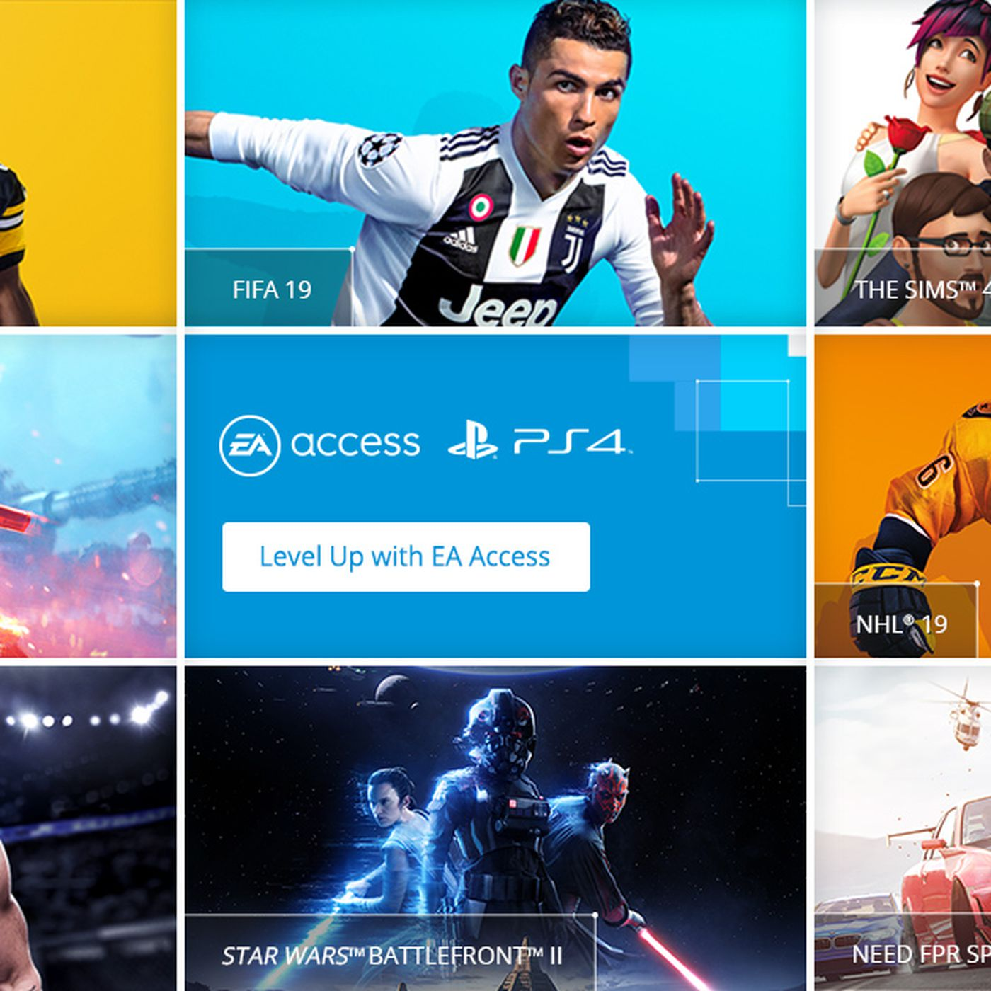 EA's unlimited game subscription service is finally coming to the