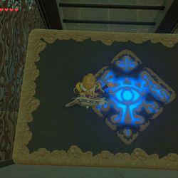 Mirro Shaz shrine solution