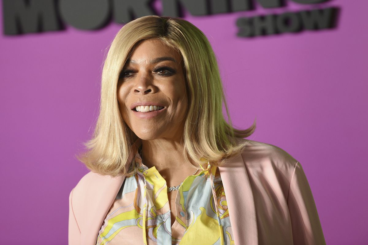 """Wendy Williams attends the world premiere of Apple TV+'s """"The Morning Show"""" in New York, in 2019."""