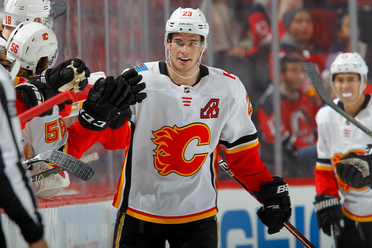 Calgary Flames v New Jersey Devils