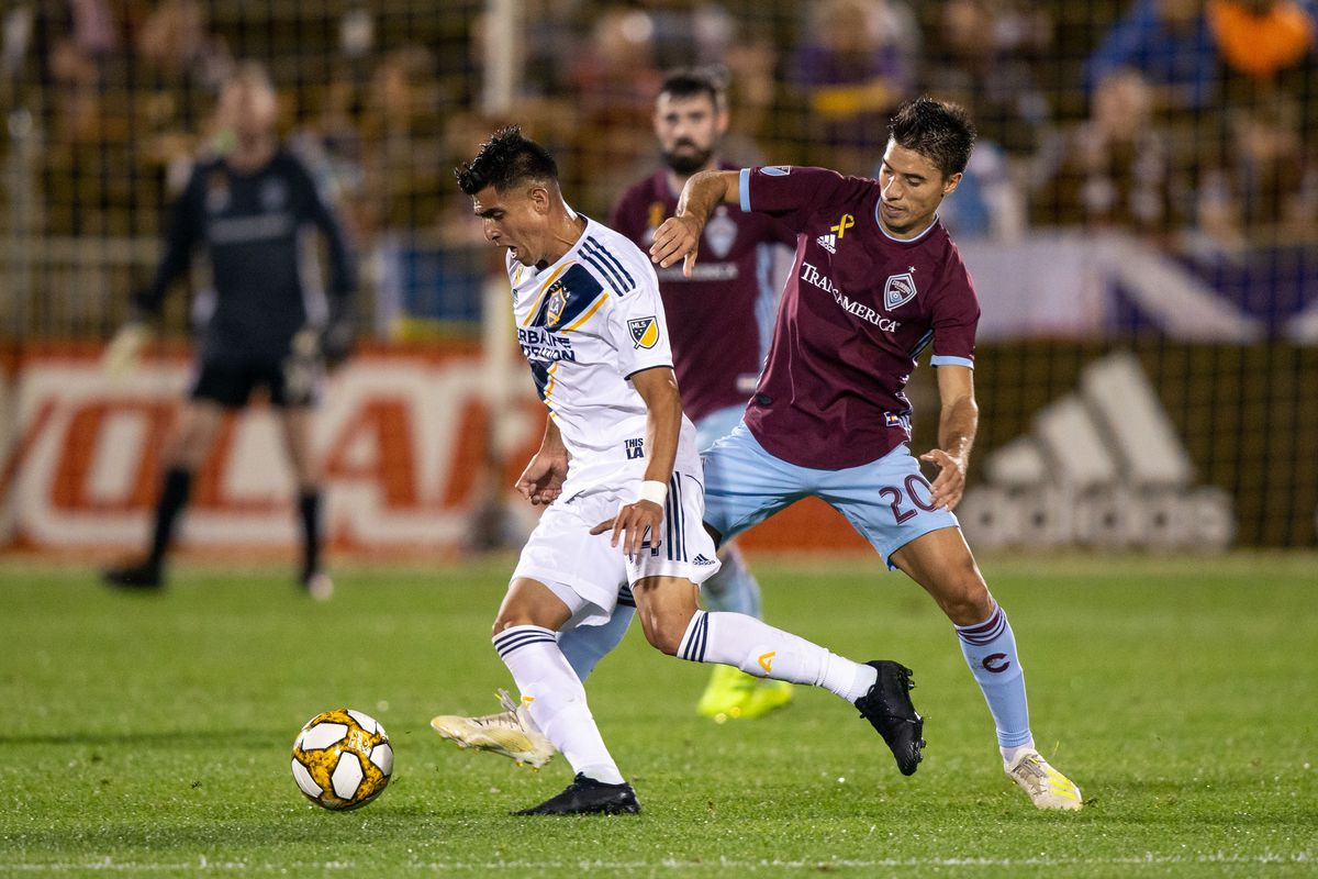 MLS: LA Galaxy at Colorado Rapids