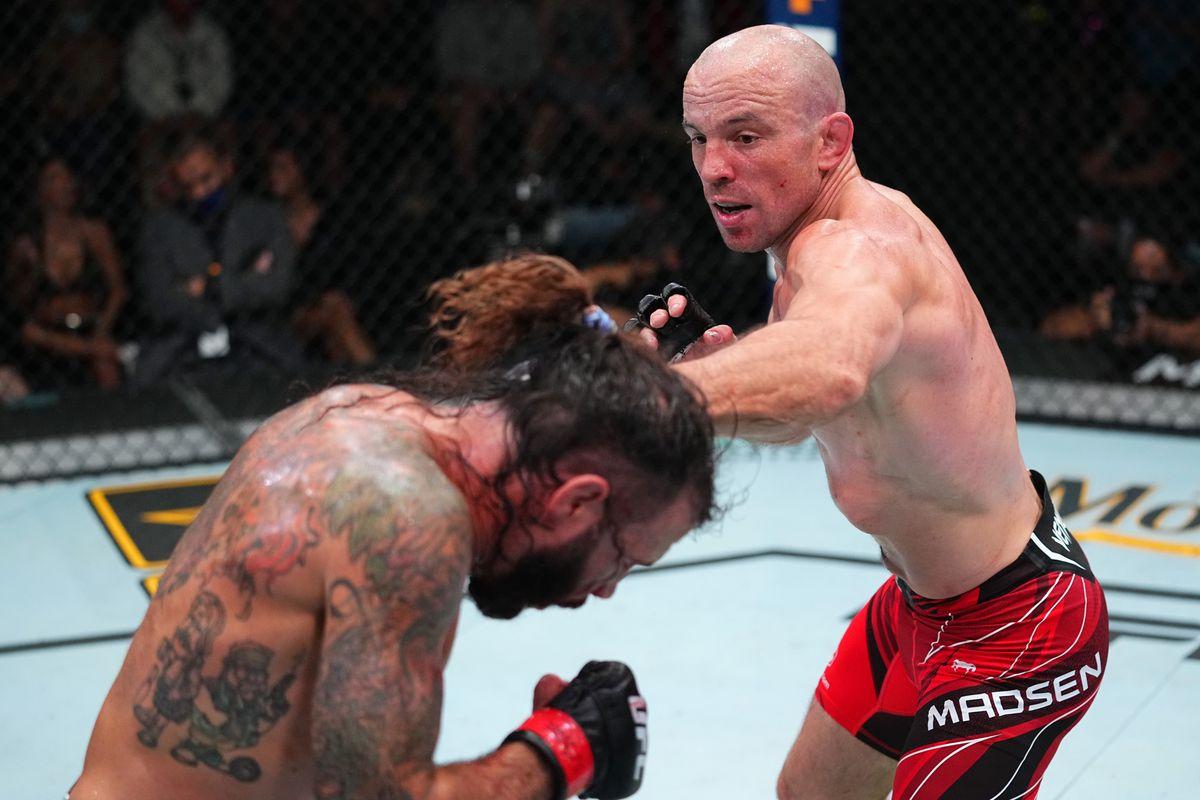UFC Fight Night: Guida v Madsen