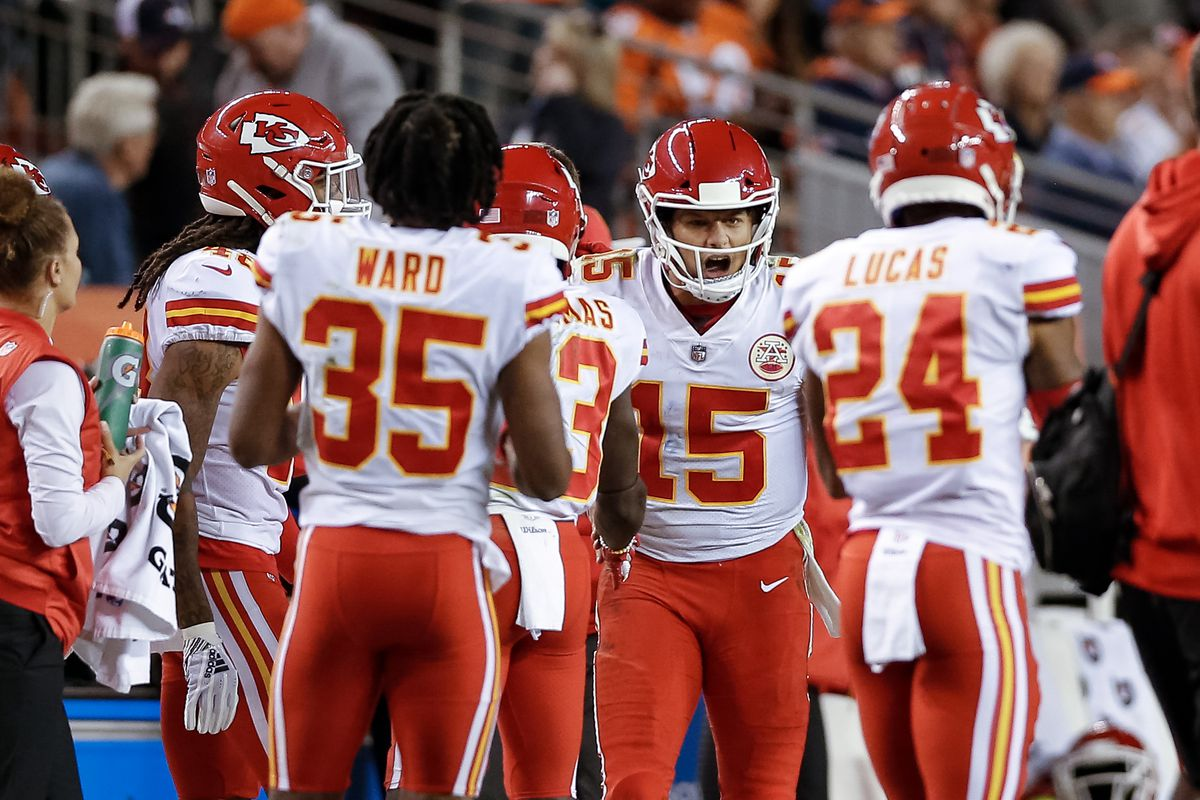 reputable site 1c337 37f06 Chiefs' playoffs hopes may ride on two unlikely names ...