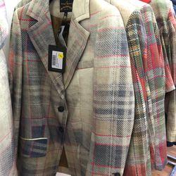 Savile jacket, $462 (was $1,155)