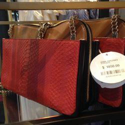 Chloe bag, $1,850