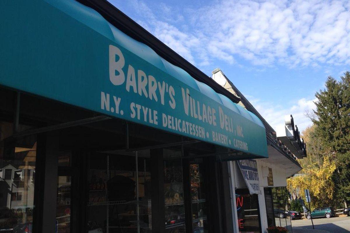 Barry's Village Deli
