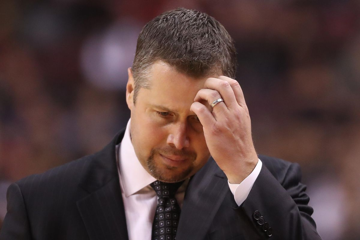 0afbf05f4b3 Sacramento Kings coach Dave Joerger needs to modernize his offense ...