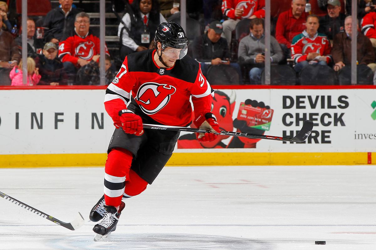 Can the Devils Solve the Pavel Zacha Conundrum  - All About The Jersey 9f37b6f83