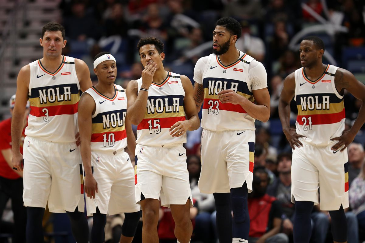 New Orleans Pelicans Current Playoff Expectations Vary
