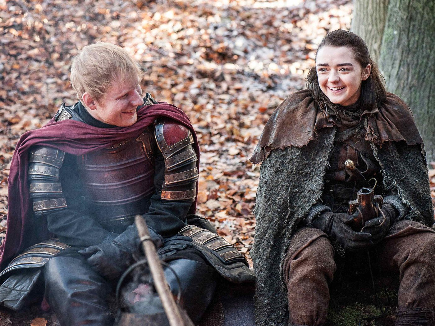 Game Of Thrones Fans Are Annoyed With Ed Sheeran S Cameo They Re Wrong Vox