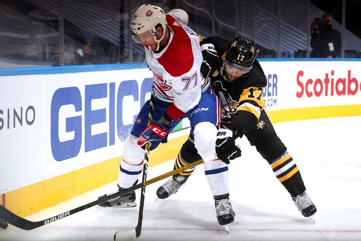 Montreal Canadiens v Pittsburgh Penguins - Game One