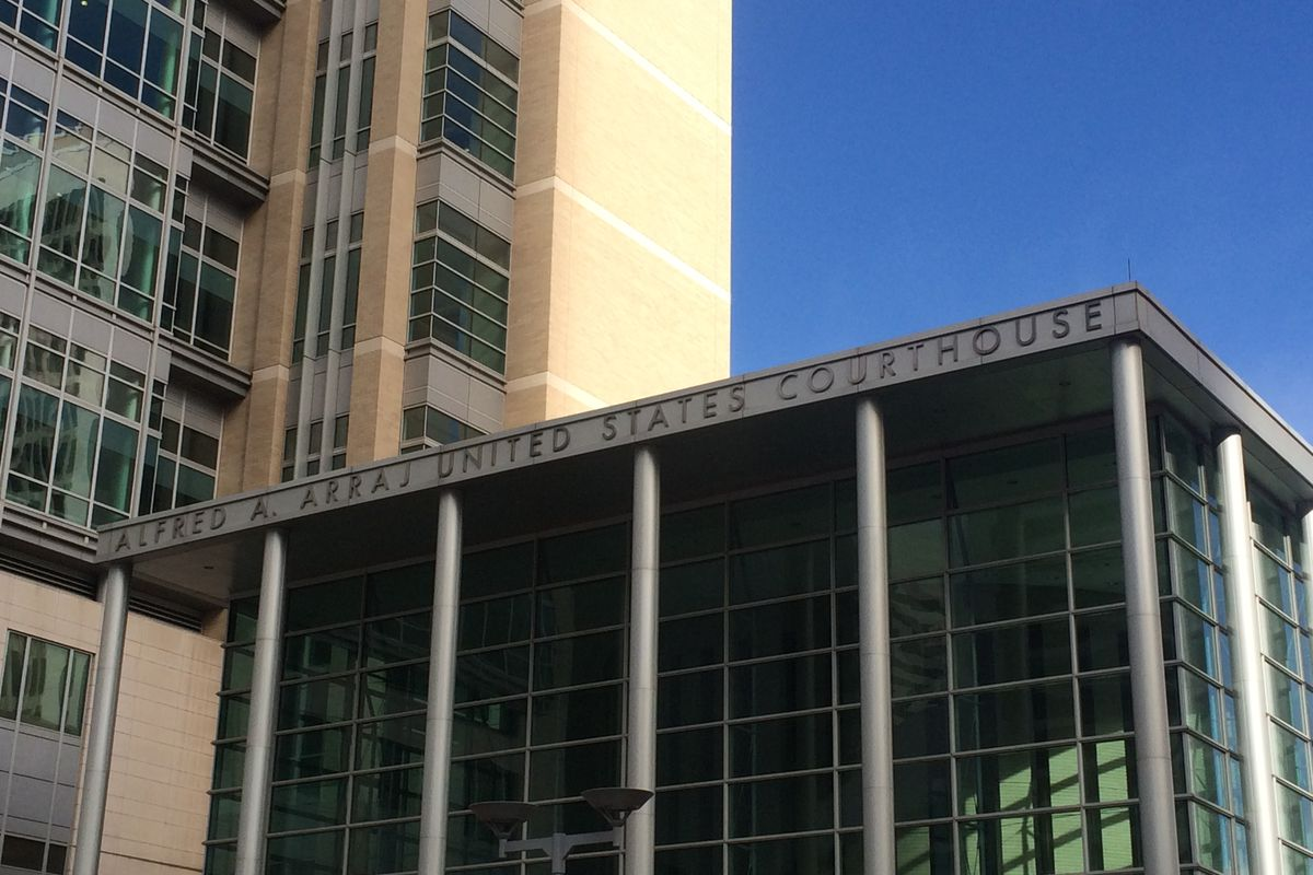 US District Court Building Colorado
