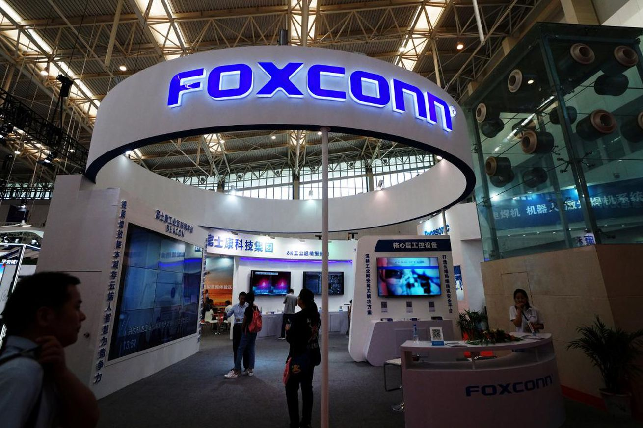 amazon and foxconn reportedly strip workers of benefits and pay low wages in chinese factory