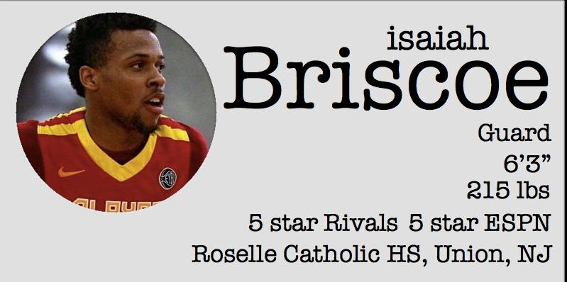 isaiah briscoe card