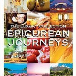 """""""We are always on the lookout for our next vacation, and what better way to decide where to go than with a little help from the world's best chefs? And if you can't go there, the book includes the recipes as well. Kind of the best of both worlds."""""""