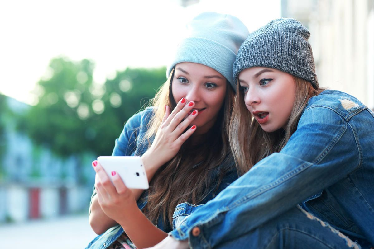 Beware of music apps like Smule and Musical ly which may not