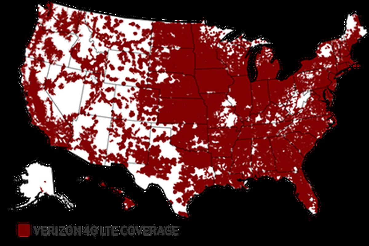 Verizon Us Coverage Map National Advertising Division Calls on Verizon to Discontinue
