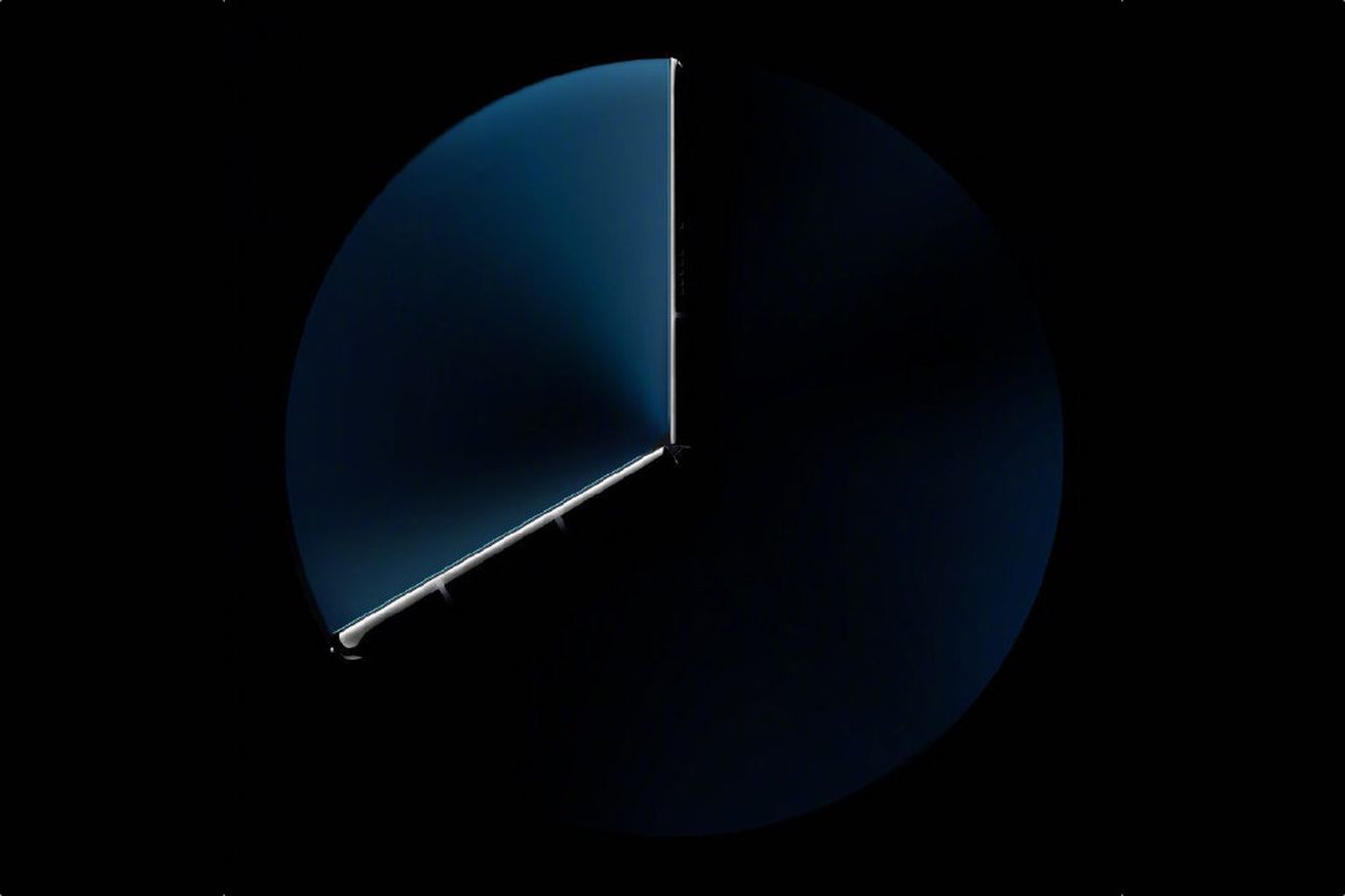 Huawei Mate X2 teaser hints at new folding screen design