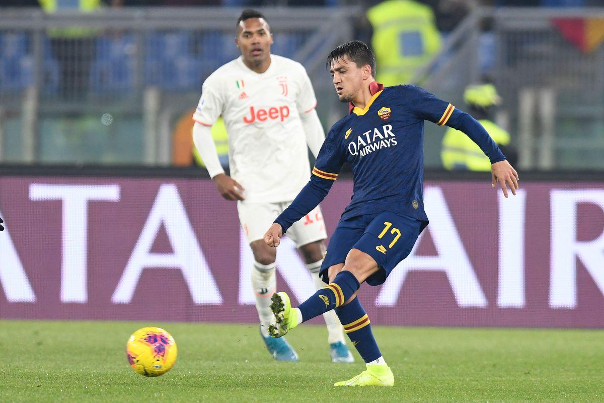 AS Roma vs Juventus FC - Serie A