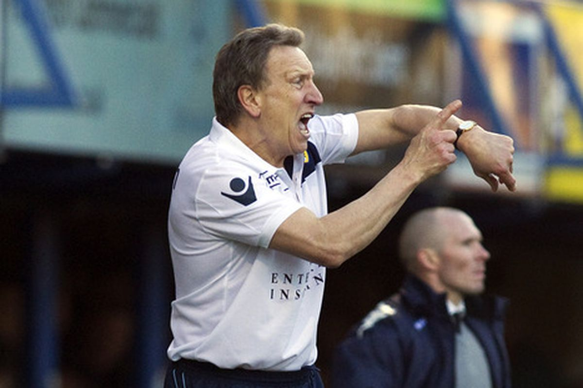 Is time running out for Warnock at Elland Road?