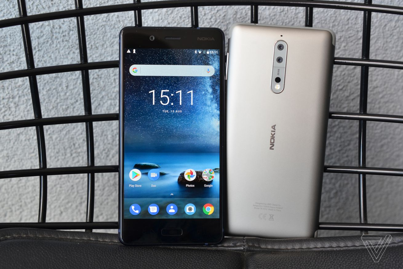 nokia branded android phones reportedly outsold google htc and oneplus over the holidays