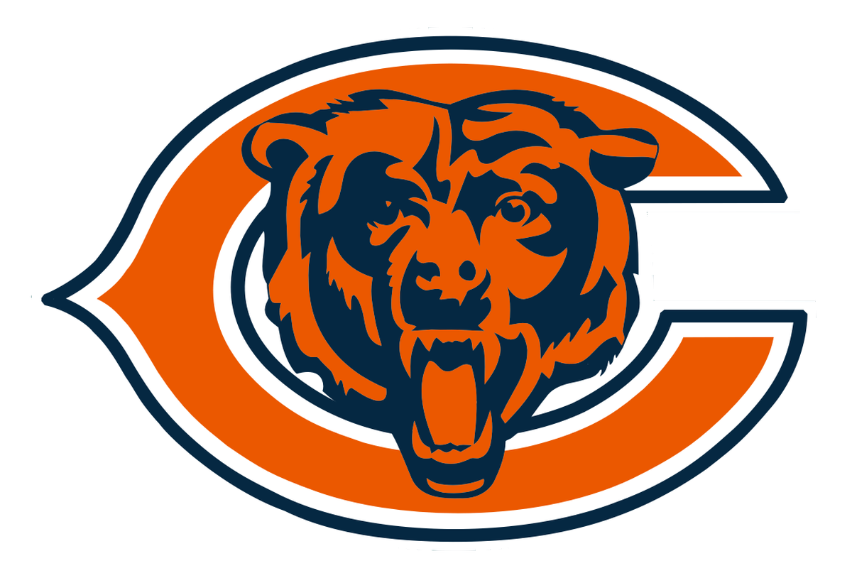 """Poll of the Day: Do you like the Chicago Bears' """"C"""" logo ..."""