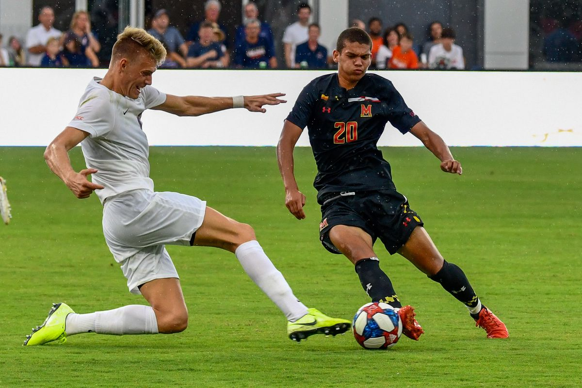 Maryland men's soccer looks to get back on track against Akron