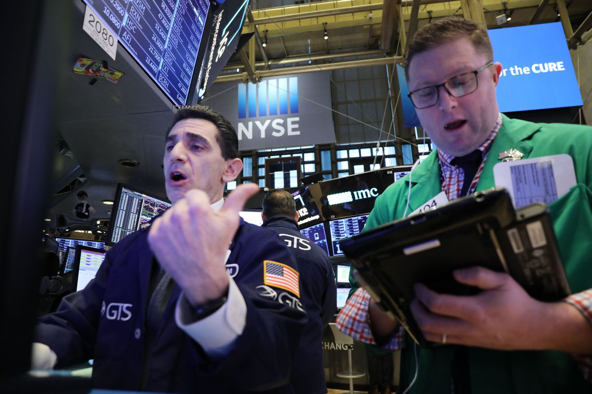 Stock Markets Rebound After Strong Economic Reports From December