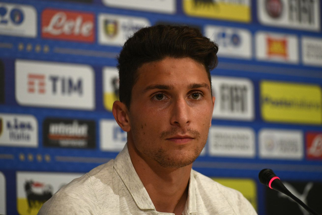 Caldara: Joining Juventus is a dream come true