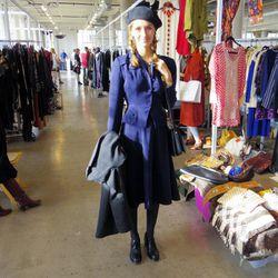 Shopper Molly Lewis.