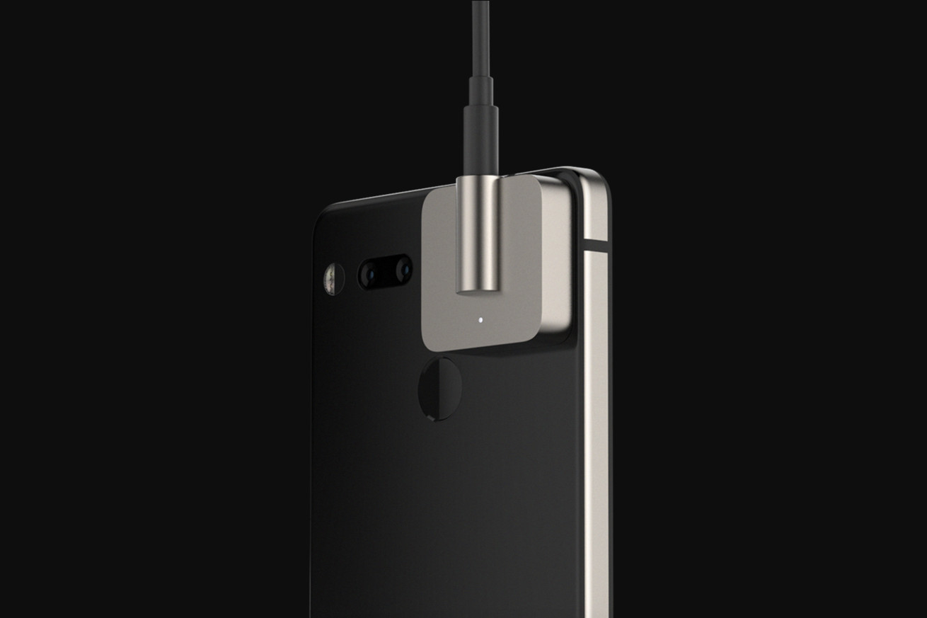 essential shows signs of life with launch of 149 headphone dongle