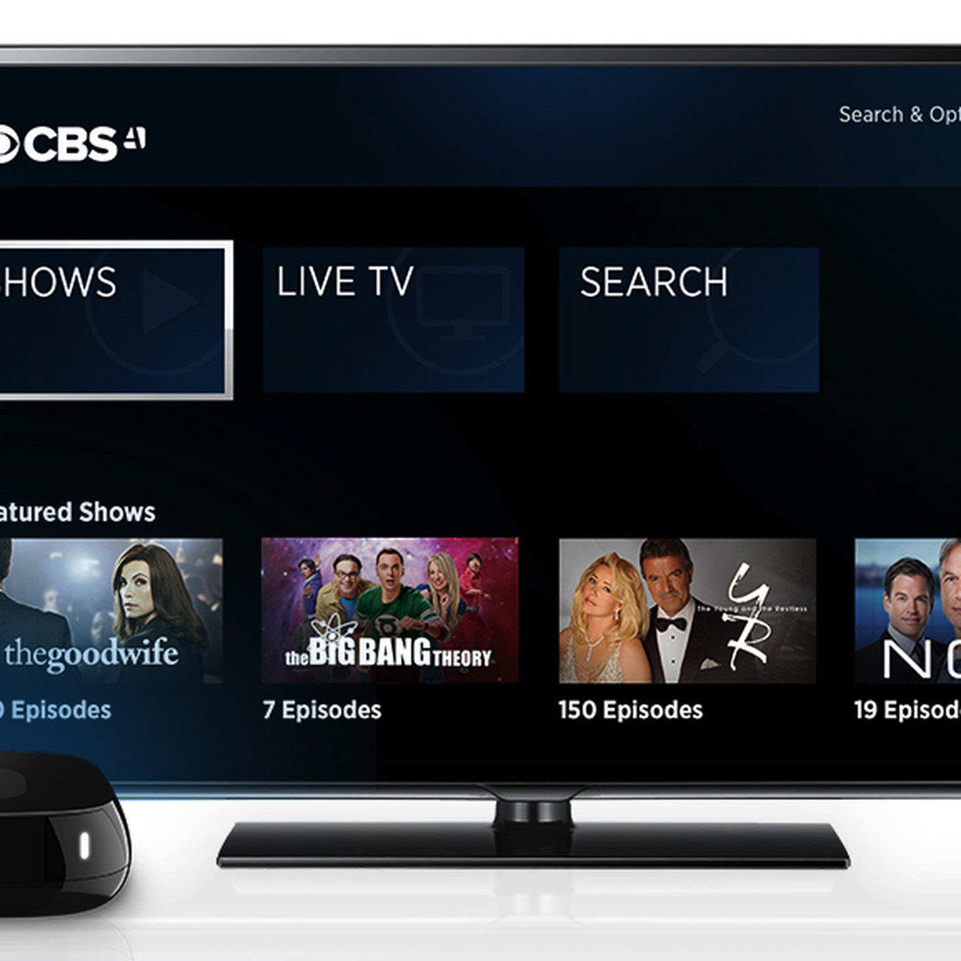 CBS' internet TV service is now available on Roku - The Verge